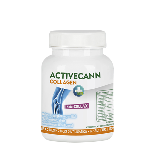 Annabis Activecann Collagen Tablets Nutritional Supplement