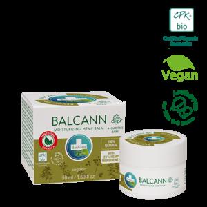 Annabis Balcann Organic balm Balm Psoriasis Eczema Atopic