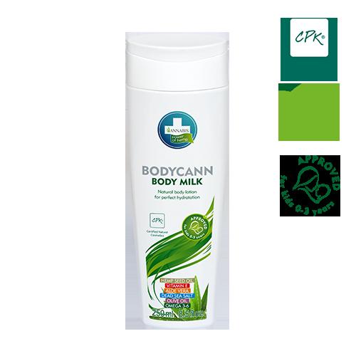 Annabis Bodycann Body Milk
