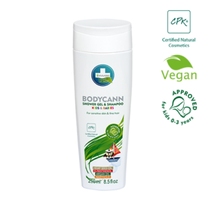 Annabis Bodycann 2in1 Kids And Babies Shower Gel Shampoo