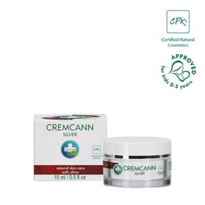 Annabis Cremcann Silver Face Cream For Acne Prone Skin Care Cream