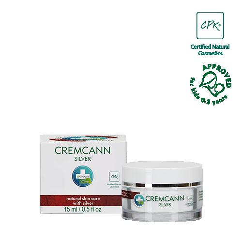 Annabis Cremcann Silver Face Cream For Acne Prone Skin Care Cream