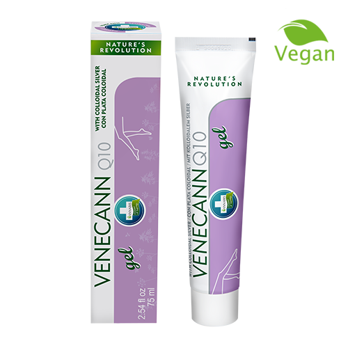 Annabis Venecann Q10 Massage Hemp Gel For Legs